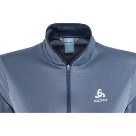 Odlo FLI Jakke Damer, diving navy-blue indigo stripes